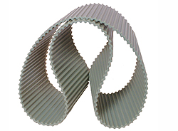 Double Sided Polyurethane Timing Belts