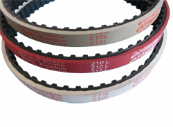 Coated Timing Belts